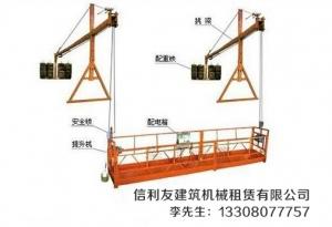 外墙吊篮如何安装才能更安稳?