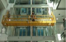 在南充吊篮租赁公司简要介绍了电动吊篮的应急措施